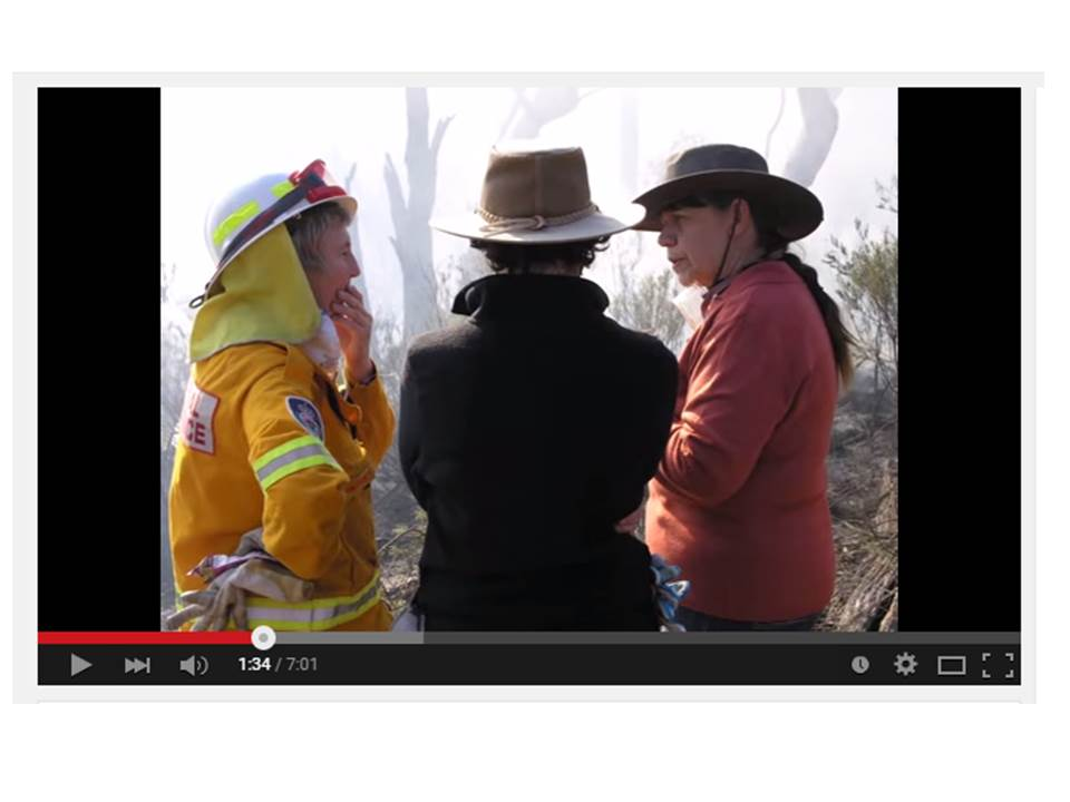 Community engagement for resilient landscapes & resilient communities DVD