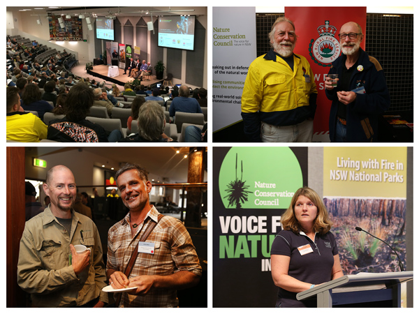 Wrap-up of the Nature Conservation Council's Bushfire Conference and Field Day