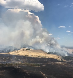 Update on the 2016/17 fire season
