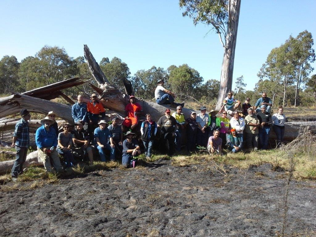 Hotspots collaboration in cultural fire project in Jubullum