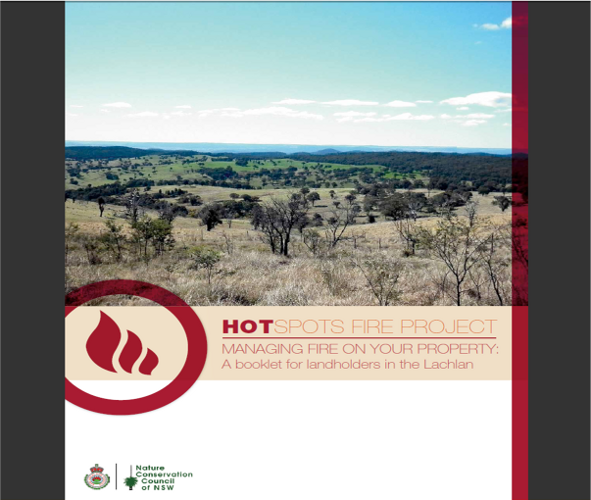 The Latest Landholder Booklet - the Lachlan Region