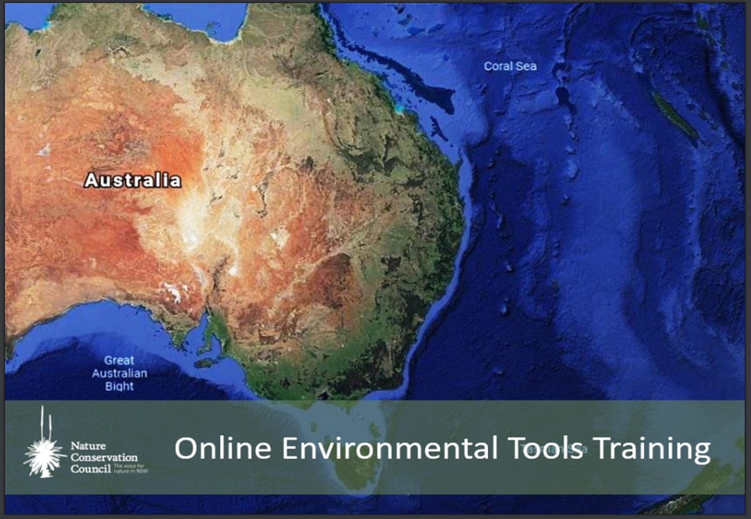 Online Environmental Tools Videos