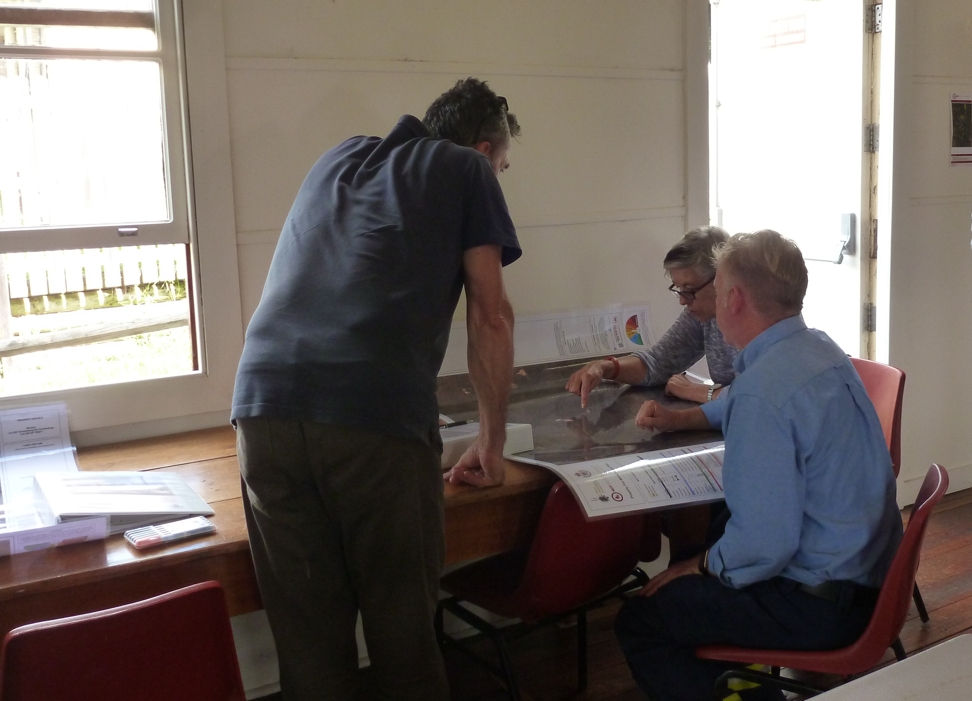 Recent workshop activity in Yarramalong, Yetholme and Tweed-Caldera